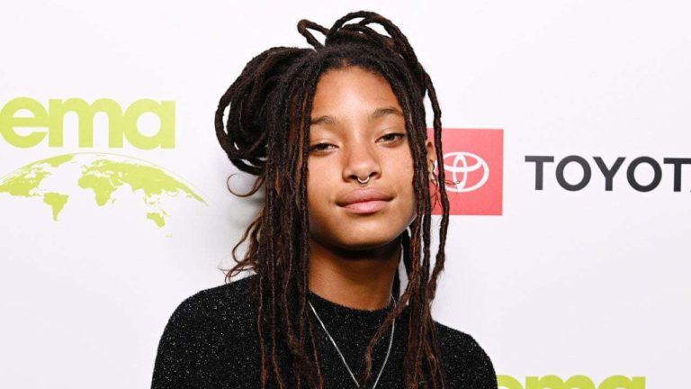 I Struggled To Accept My 'Kinky' Hair While Growing Up – Willow Smith