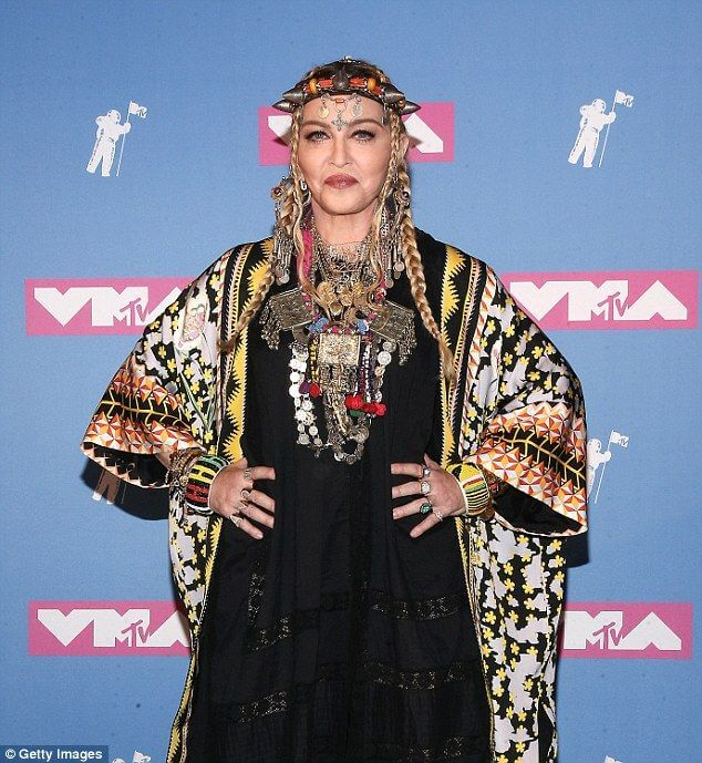 Madonna's video of her son dancing to honor George Floyd only elicited the anger of fans