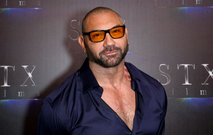 Dave Bautista says he prefers drama to comedy