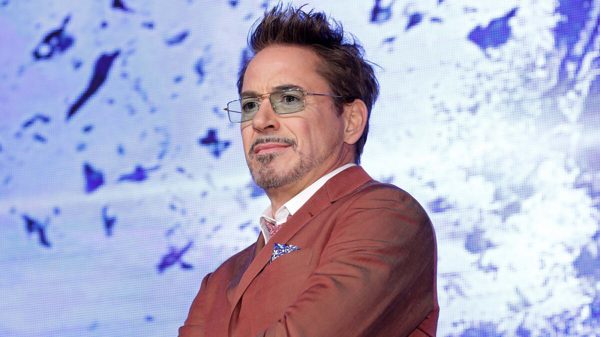 Robert Downey Jr. is known for portraying Tony Stark/Iron Man in the MCU