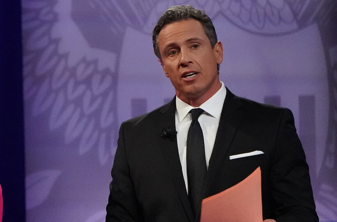 Chris Cuomo says he is not 100 percent