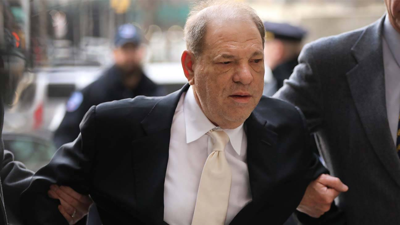 Harvey Weinstein is currently serving a 23-year jail sentence/Image Credit: Getty Images