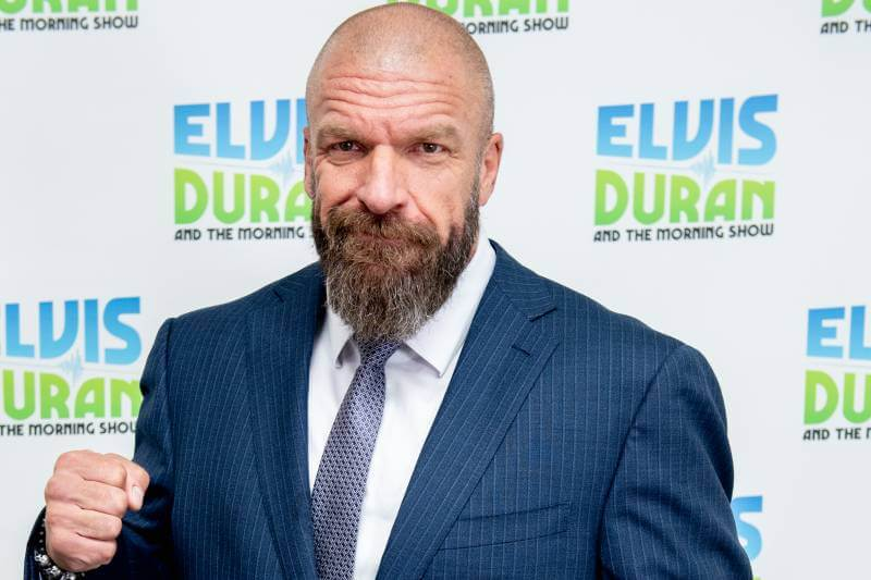 Triple H says he spoke to the late Shad Gaspard a few months ago