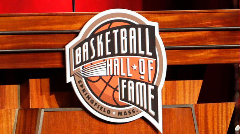 Naismith Basketball Hall of Fame Logo