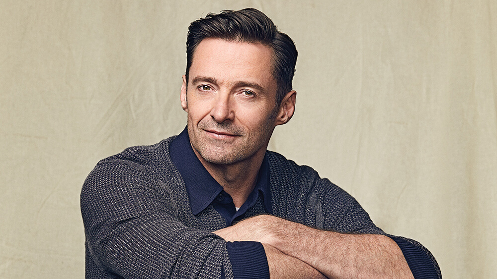 Hugh Jackman is best known for playing Wolverine in the X-MEN franchise