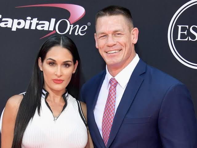 Nikki Bella and John Cena parted ways in 2018