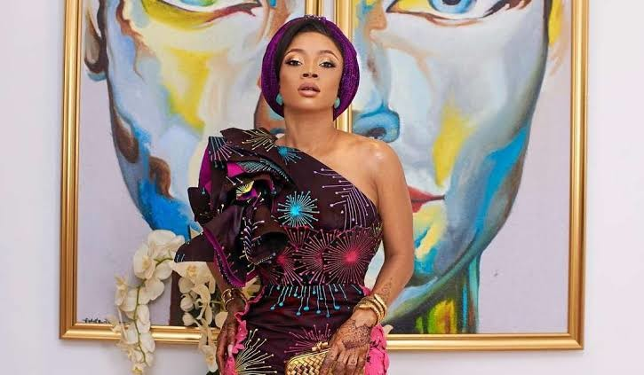 Toke Makinwa says most men only want to date successful women because it looks good on paper