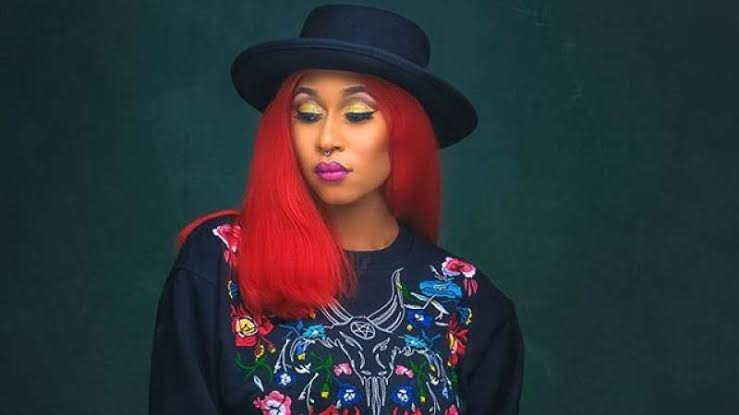 Cynthia Morgan also said that she has changed her name