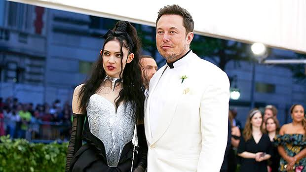 Grimes and Elon Musk welcomed their newborn son recently