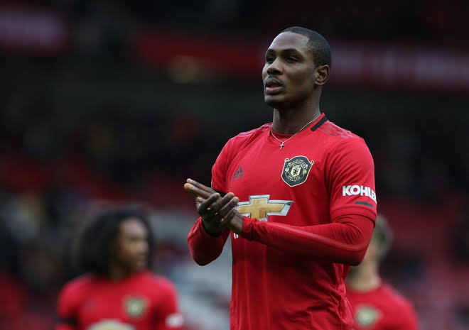 Ighalo To Leave Manchester United For Shangahi Shenhua This Week