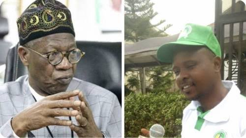 Wife Of Journalist Arrested For Insulting Lai Mohammed Shares