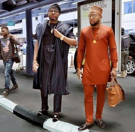 E-Money and his brother, singer K-Cee