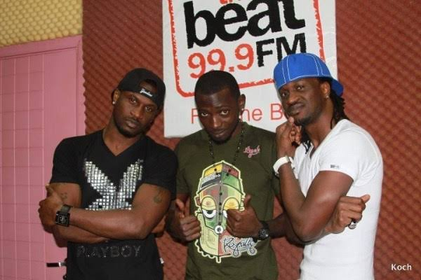 May D and P-Square