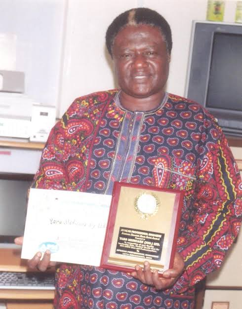 Professor Ayodele Adeleye says his drug has no side effects