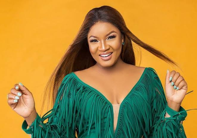Omotola Jalade-Ekeinde played a lady who turns into a snake in the film titled SCORES TO SETTLE