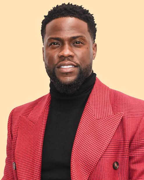 Kevin Hart says he is getting on his wife's nerve