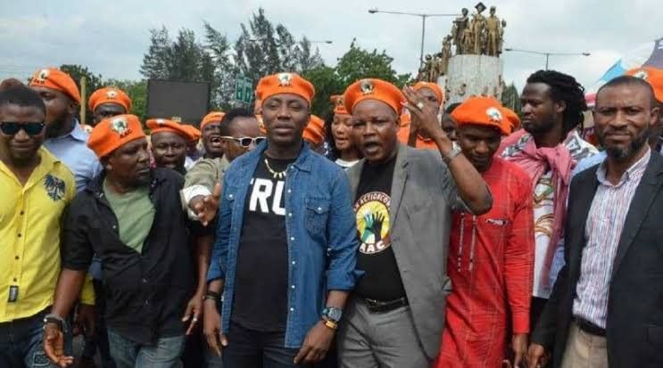 Court Fines FG ₦1M For Disrupting Sowore's #RevolutionNow Protest