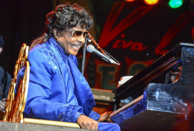 Little Richard paved the way for the likes of The Rolling Stones, James Brown and Michael Jackson