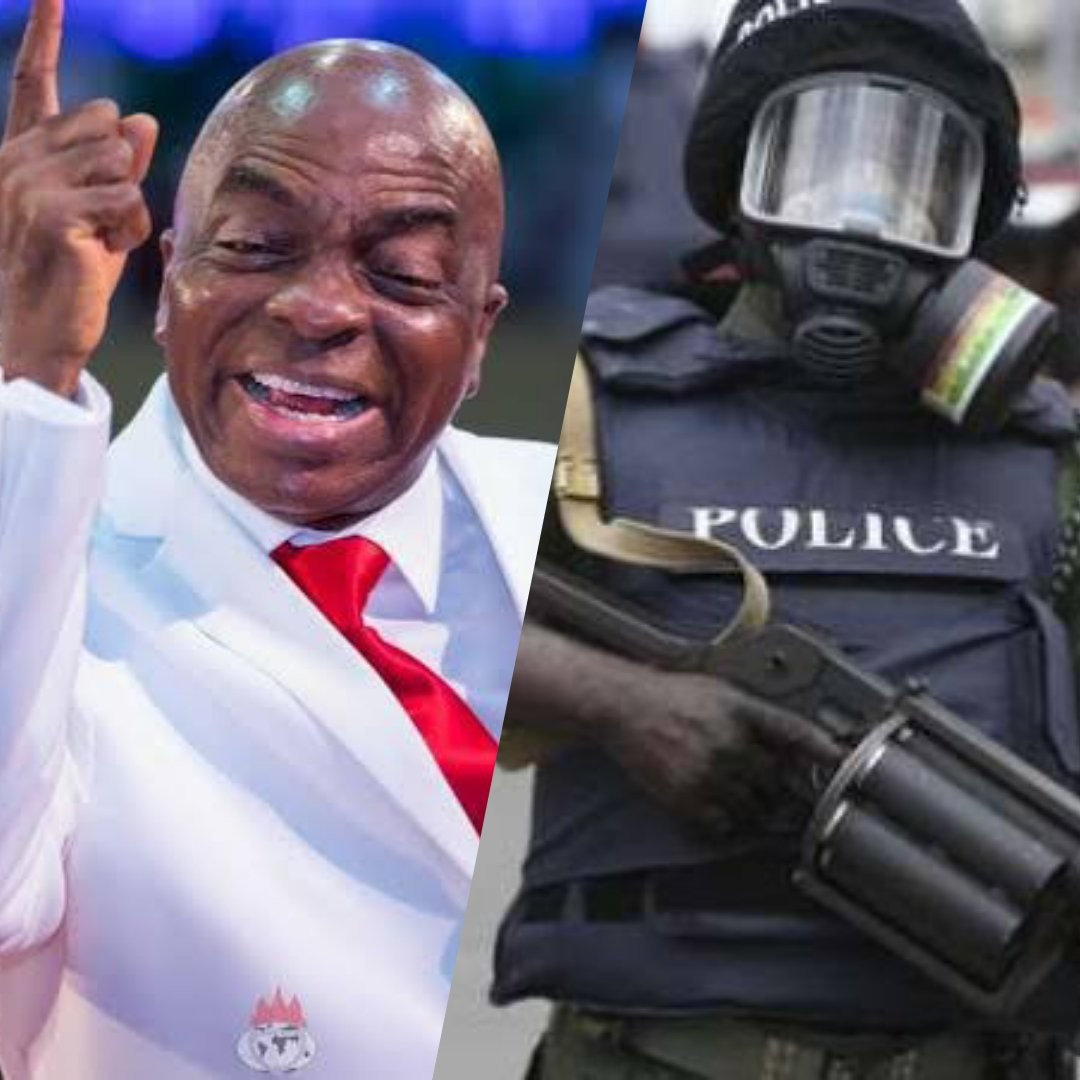 We Won't Tolerate That - Police Speak On Oyedepo's Decision To Reopen Churches