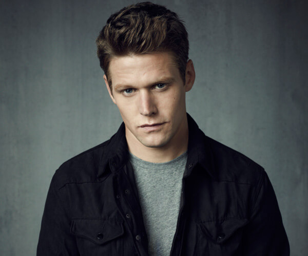 Police Arrest 'Vampire Diaries' Actor Zach Roerig For DUI