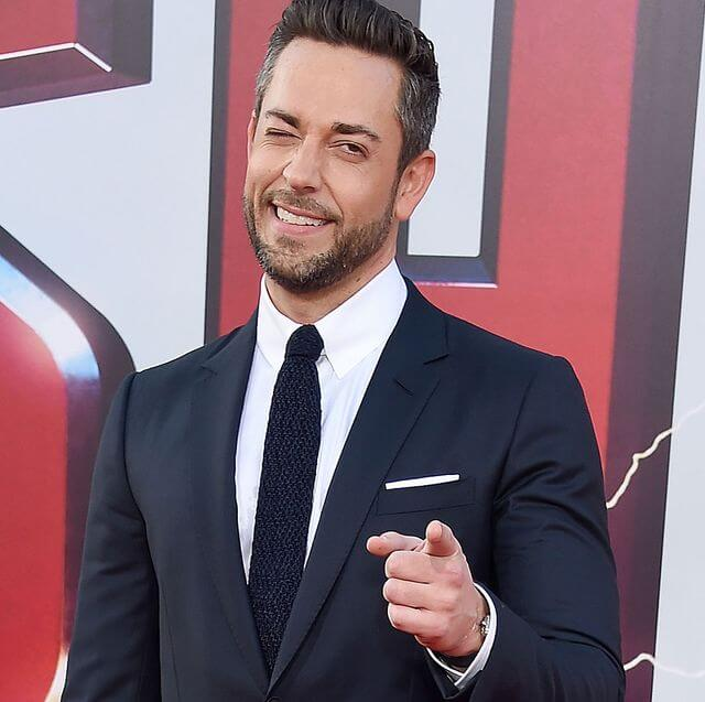 Zachary Levi says the script for the sequel is amazing