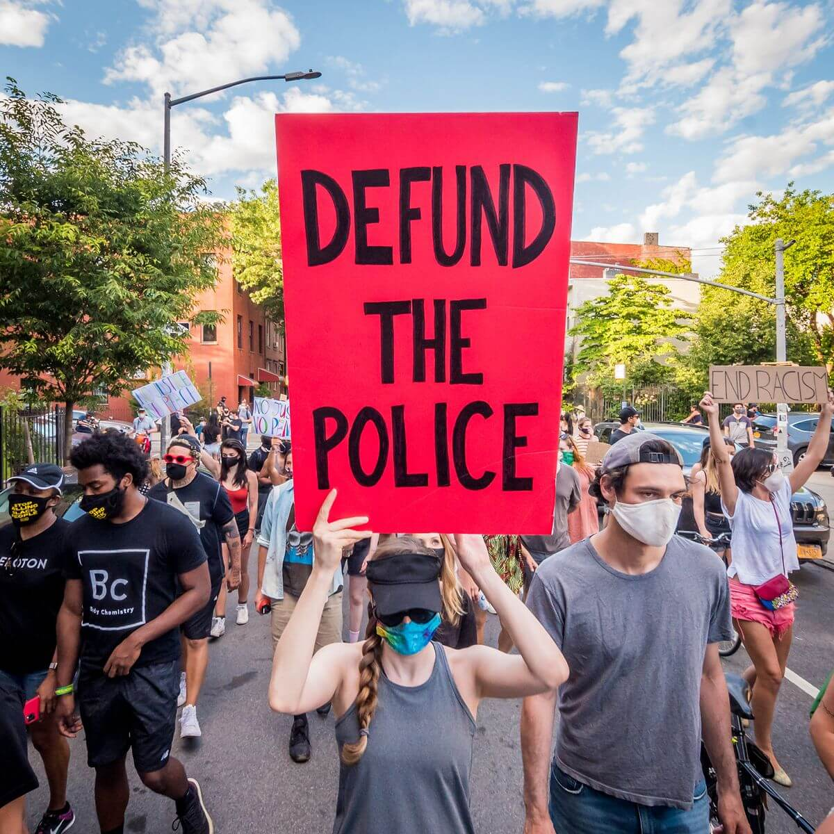 Protests against police brutality