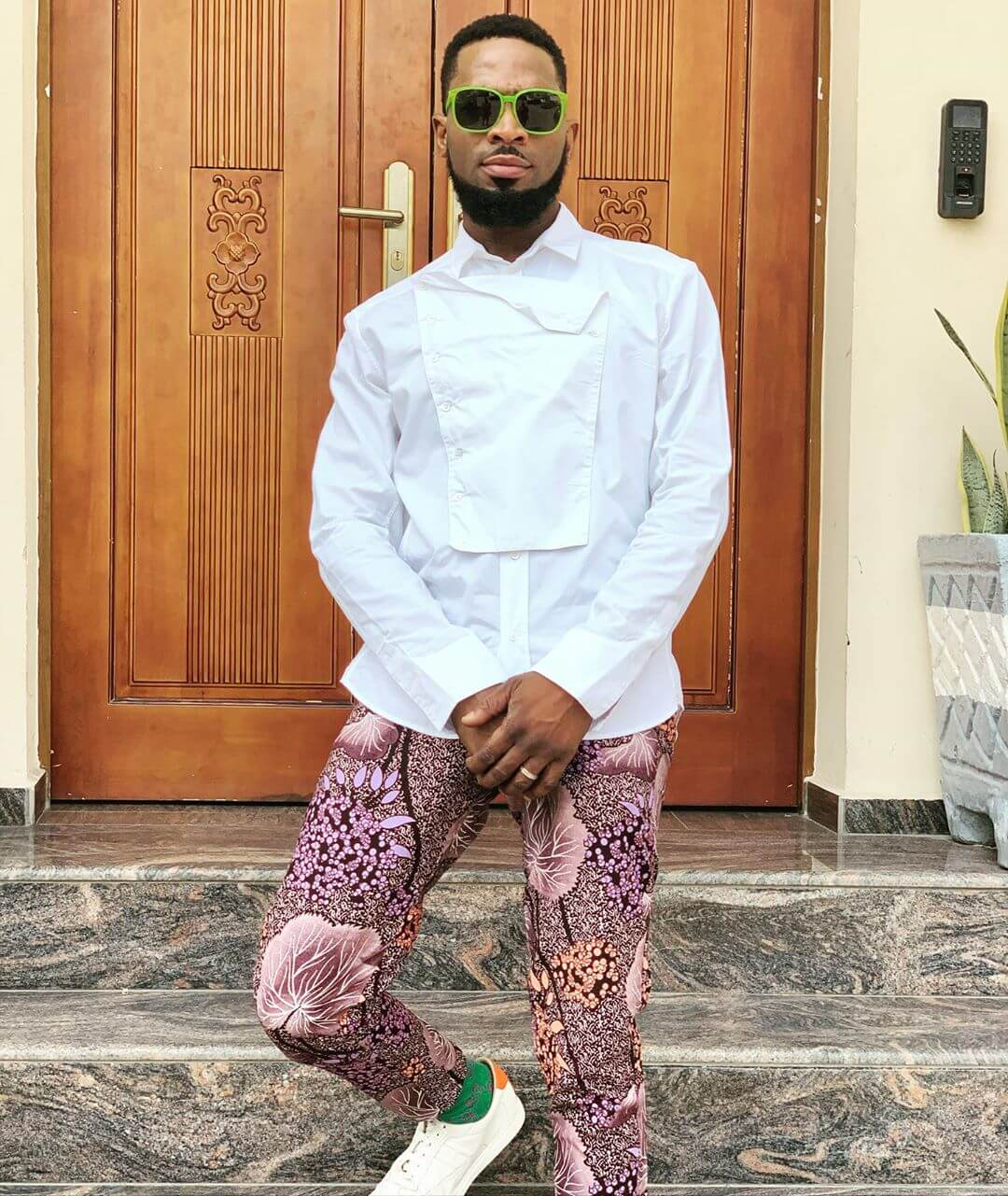D'banj says the accuser should apologize for the lies