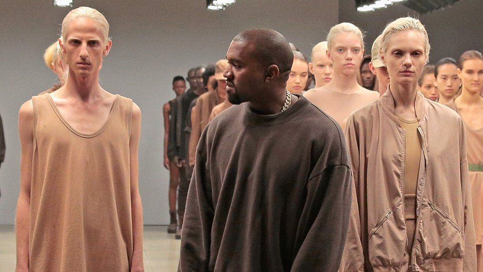 "Kanye West And Gap Back In Business As They Seal 10-year Deal On ""Yeezy Gap"""