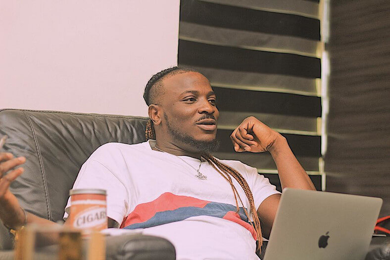 The lady says Peruzzi raped her in 2012