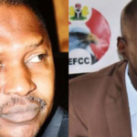 Malami Wants Buhari To Sack EFCC Boss Magu Over Corruption Allegations