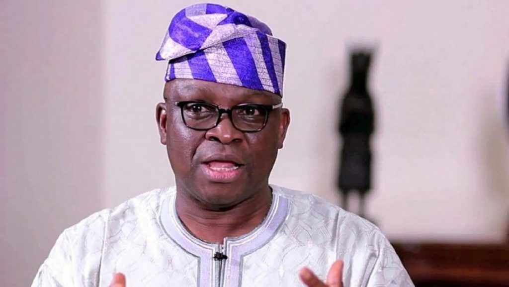 Nigeria Will Only Progress When APC Collapses - Fayose