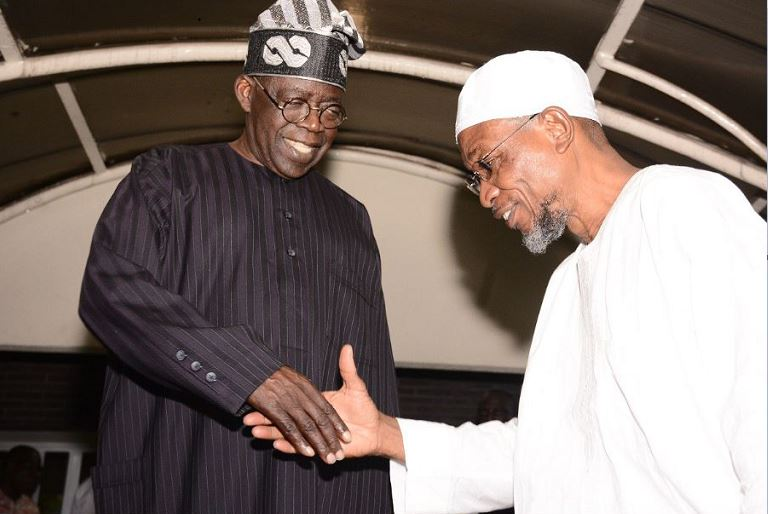 """I'm Committed To Tinubu's Ambition"" - Aregbesola Says"