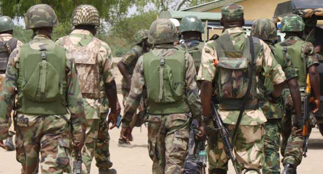 Don't Involve Us In Land Disputes, Army Warns Nigerians