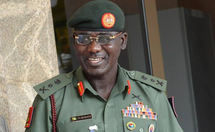 Nigerian Army Killed 1,429 Boko Haram Fighters In Two Months - Buratai