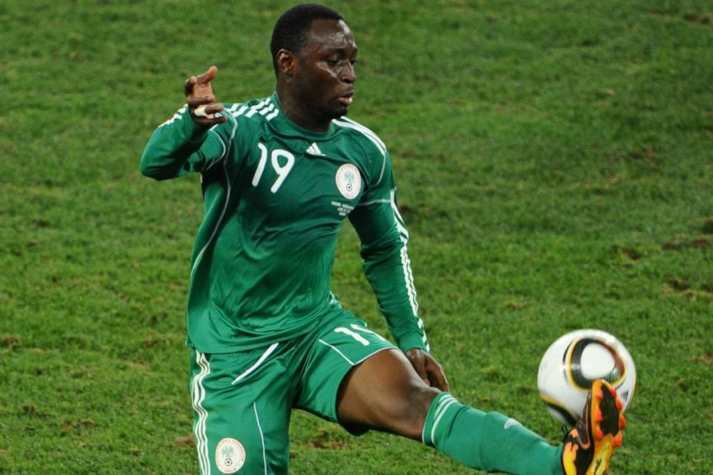 2014 World Cup: Obasi Insists On Bribery allegation, Says He Has Proof