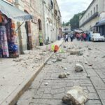 7.5-magnitude Earthquake Hits Oaxaca In Mexico