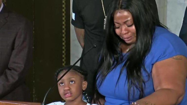 He Will Never See Her Grow Up – Mother Of George Floyd's Daughter Speaks