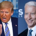 Anderson Cooper blasts Trump over move against George Floyd protesters