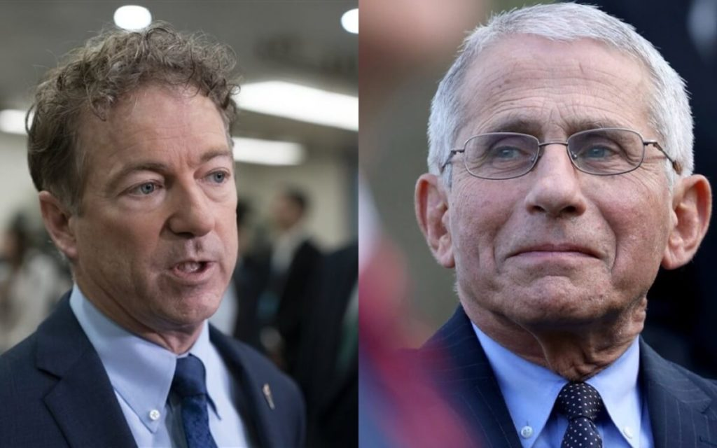 Rand Paul Slams Anthony Fauci, Insists Schools Should Be Reopened