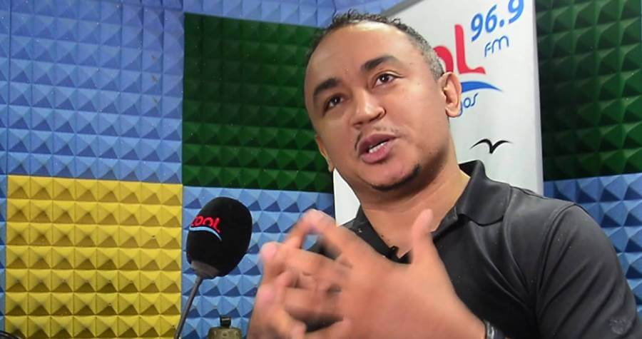 Daddy Freeze backs his defense with the scriptures