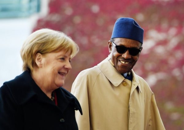 Germany Gifts Nigeria €26m To Support COVID-19 Fight