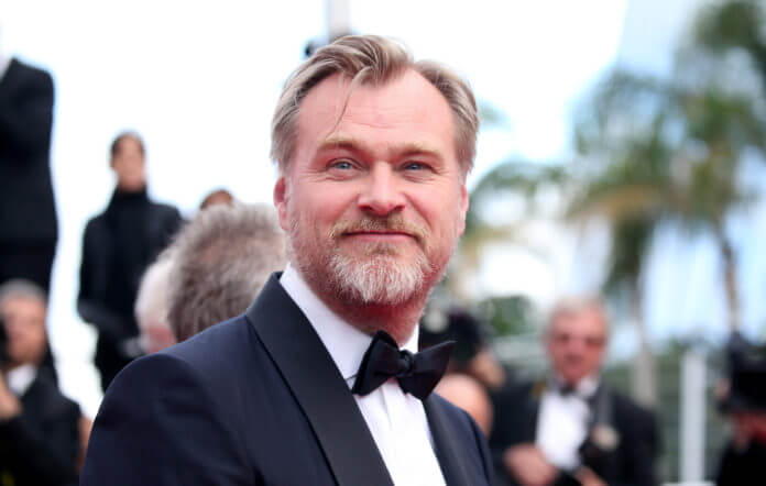Christopher Nolan says TENET deals with the different ways in which time can function/Photo Credit: Getty Images