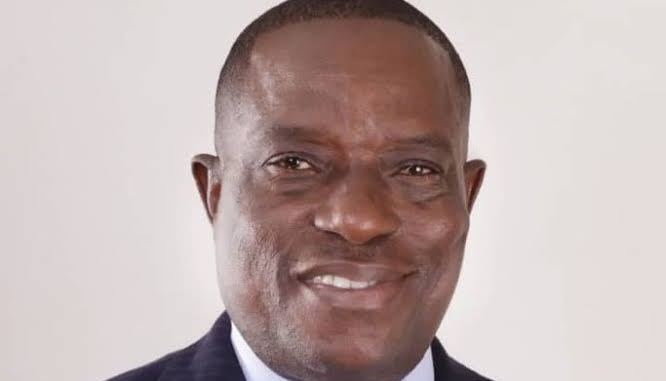 Victor Giadom Takes Over As APC Nat'l Chairman, Scraps Edo Governorship Screening