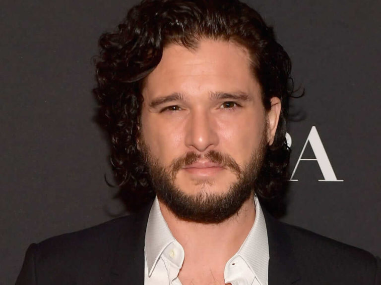 'Game Of Thrones' Star Kit Harington Has A New Look [PHOTOS]