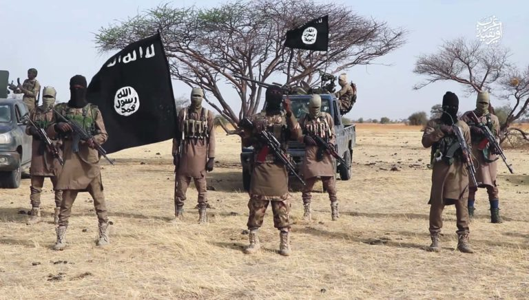 ISWAP Terrorists Kill Over 60 People In Borno