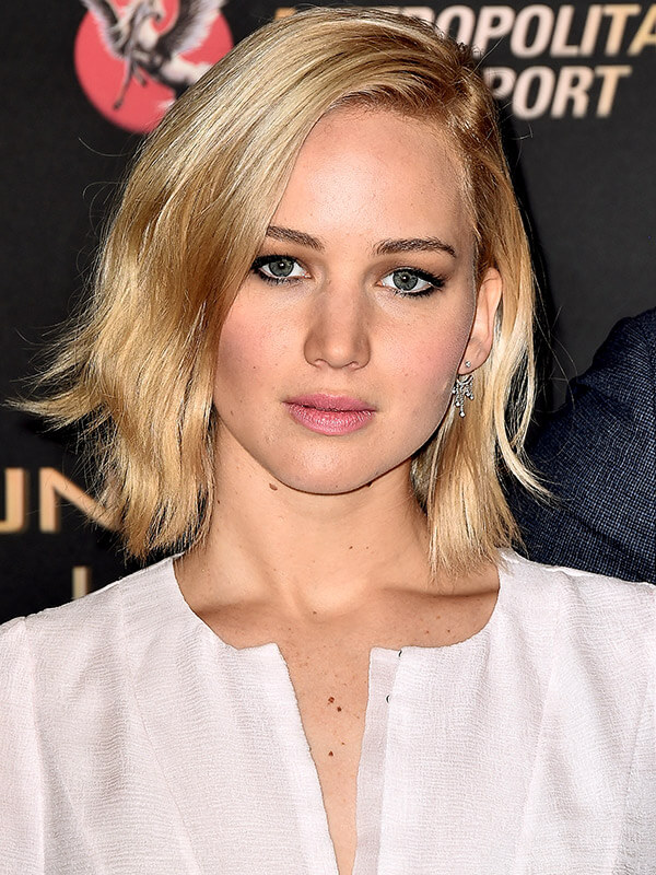 Actress Jennifer Lawrence Speaks Out Against Racial Injustice