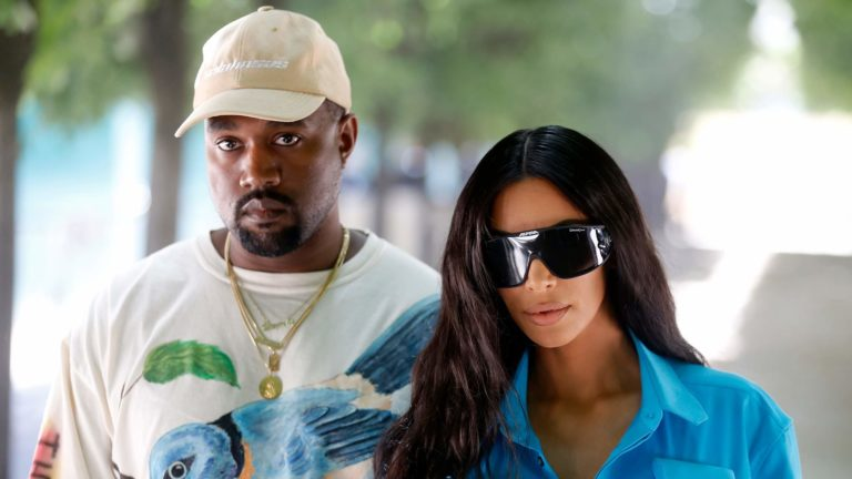 Kanye West & Kim Kardashian Threaten Former Bodyguard Over 'False' Claims/Photo Credit: Getty Images