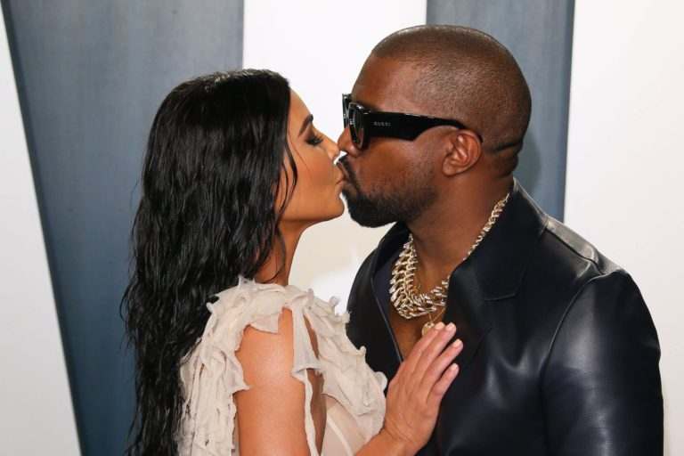Kim Kardashian Wants To Stay Apart From Husband Kanye West