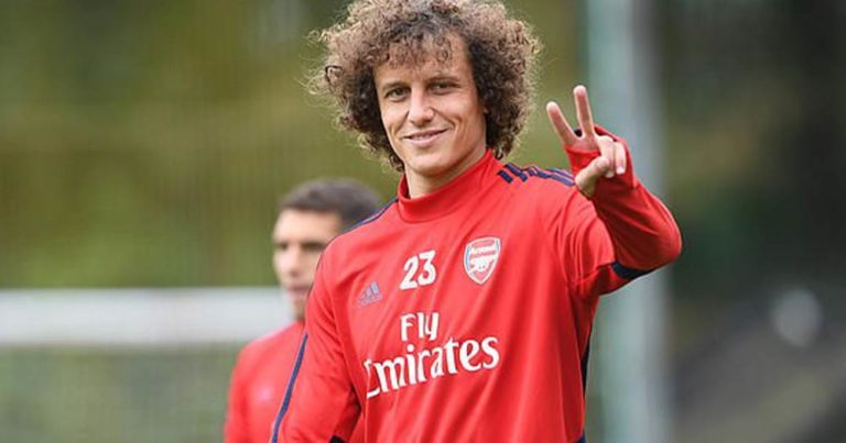 David Luiz Signs New Arsenal Contract