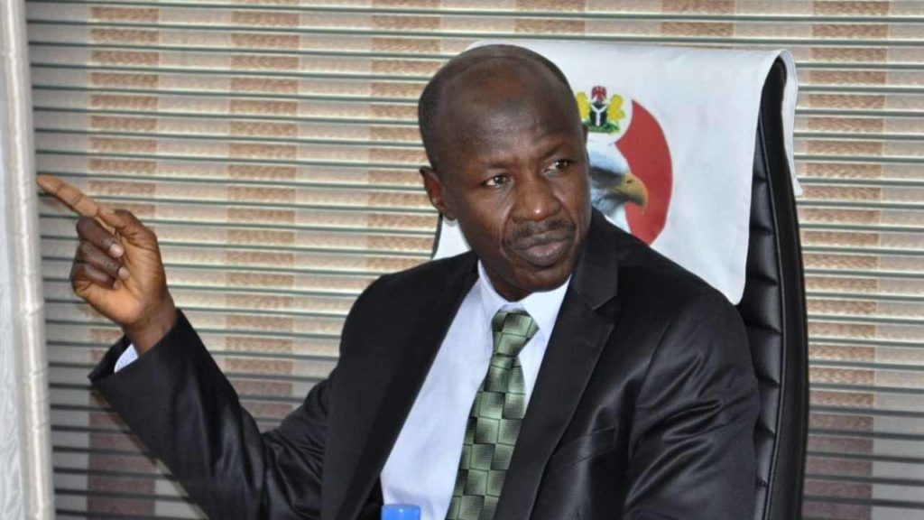Over N980bn, Private Jets, Oil Vessels Among Assets Recovered By EFCC - Magu